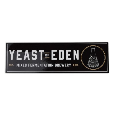 Large Yeast of Eden Sticker